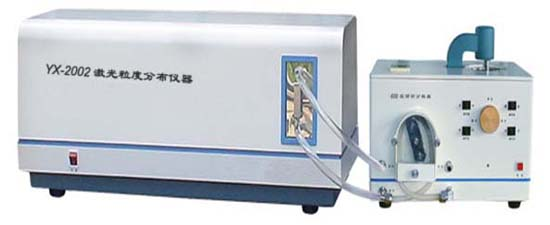YX-2002 laser particle size analyzer